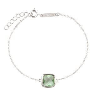 Collier Sissi Green Améthyste