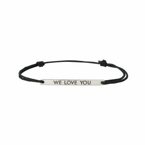 Bracelet we love you